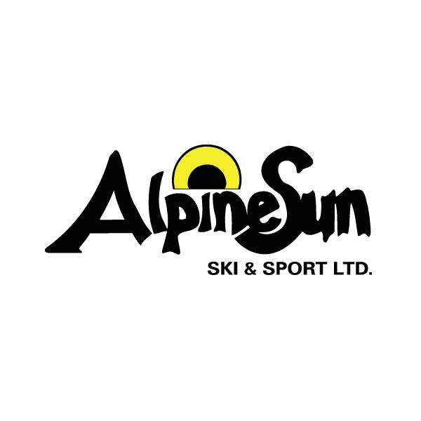 Alpine Sun Ski & Sport Logo