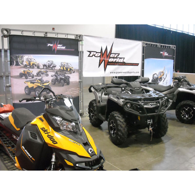 Power World Trade Show ISE Denver 2014